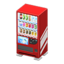 Drink Machine (Red - Sports Drink)