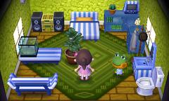 Henry's house interior