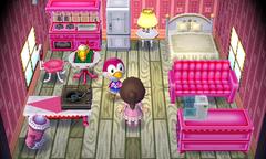 Midge's house interior