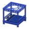 Imperial Bed (Blue) NH Icon.png