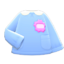 Kids' Smock (Cherry Blossom) NH Icon.png