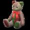Papa Bear (Tweed - Red) NH Icon.png