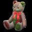 Papa Bear (Tweed - Red)