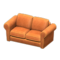 Double Sofa (Light Brown) NH Icon.png