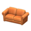 Double Sofa (Light Brown)