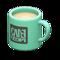 Mug (Turquoise - Square Logo) NH Icon.png