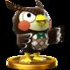 Blathers SSB4 Trophy (Wii U).png