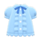 Dolly Shirt (Blue) NH Icon.png