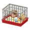 Hamster Cage (Red) NH Icon.png