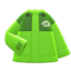 Mountain Parka (Green) NH Icon.png
