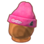 Pink Knitted Splat Hat PC Icon.png