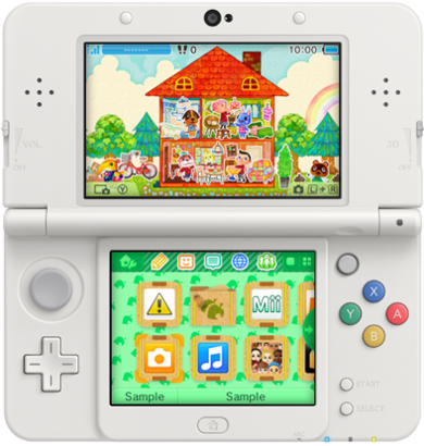 3DS Theme - Animal Crossing Happy Home Designer - My Town.png