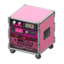 Effects Rack (Pink - None)