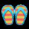 Flip-Flops (Light Blue) NH Icon.png