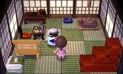 Wade's house interior