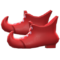Mage's Booties (Red) NH Icon.png