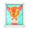 Fauna's Photo (White) NH Icon.png
