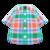 Madras Plaid Shirt (Green) NH Icon.png