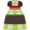 Milkmaid Dress (Green) NH Icon.png