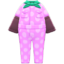 Coveralls with Arm Covers (Pink) NH Icon.png
