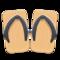 Kimono Sandals (Black) NH Icon.png