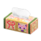 Mom's Tissue Box (Quilted Animals) NH Icon.png