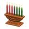 Celebratory Candles (Brown) NH Icon.png