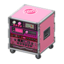 Effects Rack (Pink - Cute Logo)