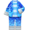 Festivale Costume (Blue) NH Icon.png