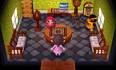 Hopper's house interior