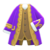 Noble Coat (Purple) NH Icon.png