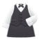 Café Uniform (Black) NH Icon.png