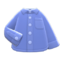 Dress Shirt (Blue) NH Icon.png