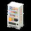 Drink Machine (White - Orange Juice)