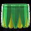 Green Grass Skirt