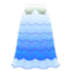 Shell Dress (Blue) NH Icon.png