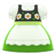 Alpinist Dress (Green) NH Icon.png
