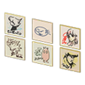 Autograph Cards (Illustration - Comedian's Signature) NH Icon.png