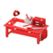 Cute DIY Table (Red) NH Icon.png