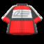 Cycling Shirt (Black & Red) NH Icon.png