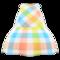Plaid-Print Dress (Energetic Plaid) NH Icon.png