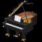 Grand Piano (Black) NH Icon.png