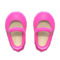 Mary Janes (Pink) NH Icon.png