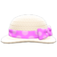 Ribboned Garden Hat (Pink) NH Icon.png