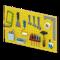 Wall-Mounted Tool Board (Yellow) NH Icon.png
