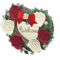 Nuptial Doorplate (Red & White - Gold) NH Icon.png