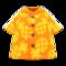 Pineapple Aloha Shirt (Orange) NH Icon.png
