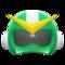 Zap Helmet (Green) NH Icon.png