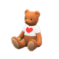 Baby Bear (Caramel Mocha - Heart) NH Icon.png
