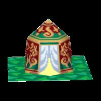 Katrina's Tent
